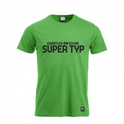 T-Shirt Super Typ