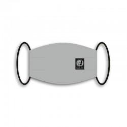 Maske grau Basler